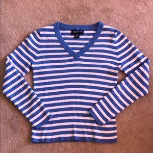 Jones New York V-Neck Sweater
